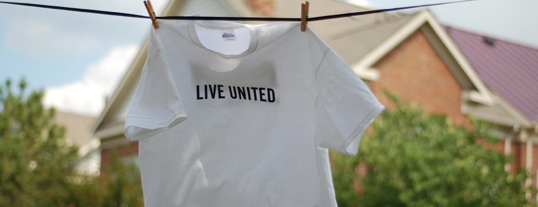 LiveUnitedT-shirt